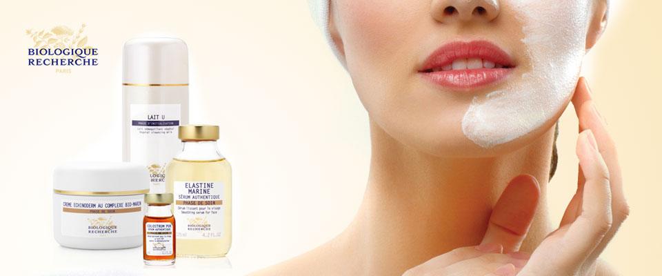 Estudio gratuito para la piel con Biologique Recherche